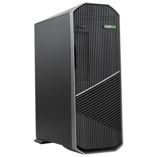 Компьютерный корпус GameMax S702-G 300W Black/gray