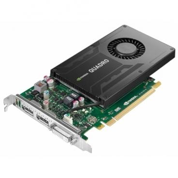 Видеокарта Lenovo Quadro K2200 PCI-E 2.0 4096Mb 128 bit DVI