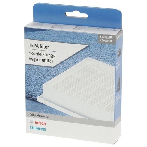 Bosch HEPA-фильтр BBZ151HF