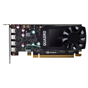 Видеокарта PNY Quadro P620 PCI-E 2.0 2048Mb 128 bit (VCQP620DVI-PB)