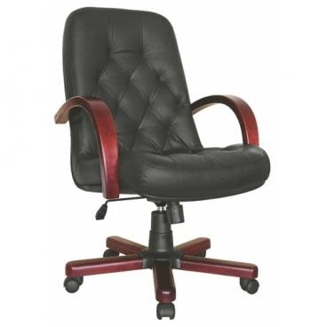 Компьютерное кресло Мирэй Групп Премьер экстра короткий для руководителя