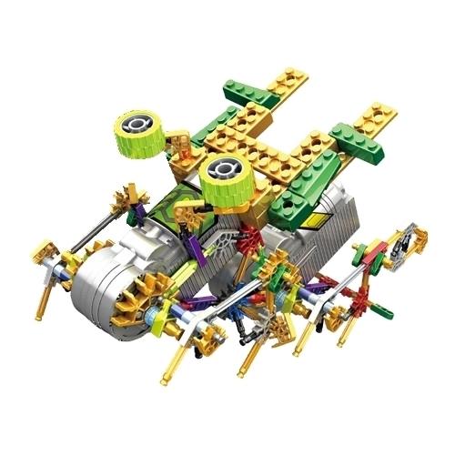 Электромеханический конструктор LOZ Robotic Jungle 3022