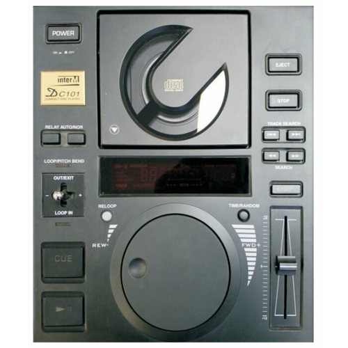 DJ CD-проигрыватель Inter-M DC-101