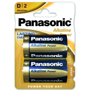 Батарейка Panasonic Alkaline Power D/LR20