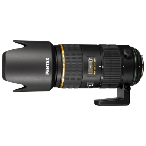 Объектив Pentax SMC DA* 60-250mm f/4 ED (IF) SDM