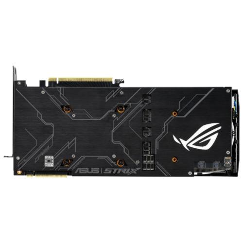 Видеокарта ASUS ROG GeForce RTX 2080 1515MHz PCI-E 3.0 8192MB 14000MHz 256 bit 2xHDMI 2xDisplayPort HDCP Strix Gaming OC