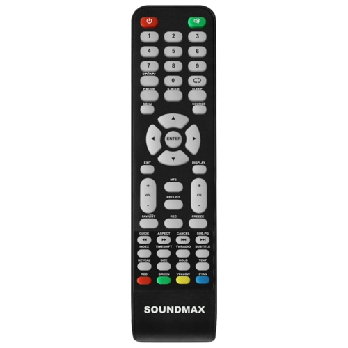 Телевизор SoundMAX SM-LED50M01SU