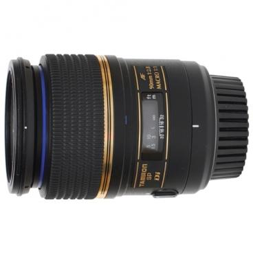 Объектив Tamron SP AF 90mm f/2.8 Di Macro 1:1 (272E) Canon EF