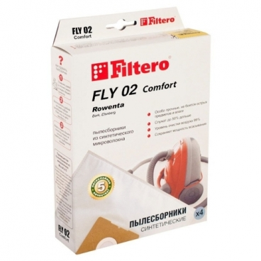 Filtero Мешки-пылесборники FLY 02 Comfort