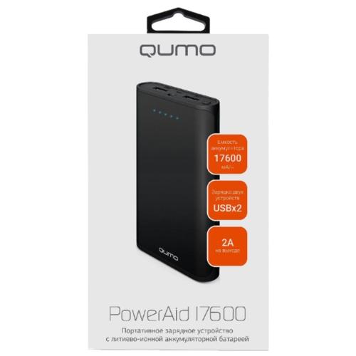 Аккумулятор Qumo PowerAid 17600