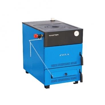 Твердотопливный котел ZOTA Master 32 32 кВт одноконтурный