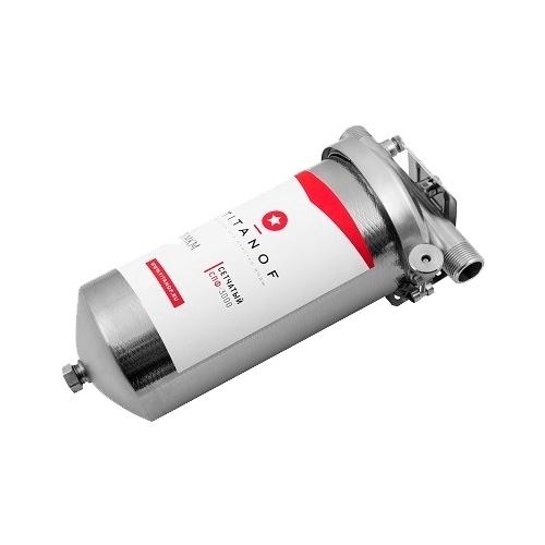 Фильтр магистральный TITANOF СПФ-3000 100 микрон для холодной и горячей воды