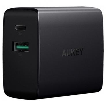 Сетевая зарядка Aukey PA-Y9