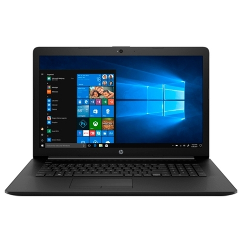 "Ноутбук HP 17-by1002ur (Intel Core i5 8265U 1600 MHz/17.3""/1600x900/4GB/1016GB HDD+Optane/DVD-RW/Intel UHD Graphics 620/Wi-Fi/Bluetooth/Windows 10 Home)"