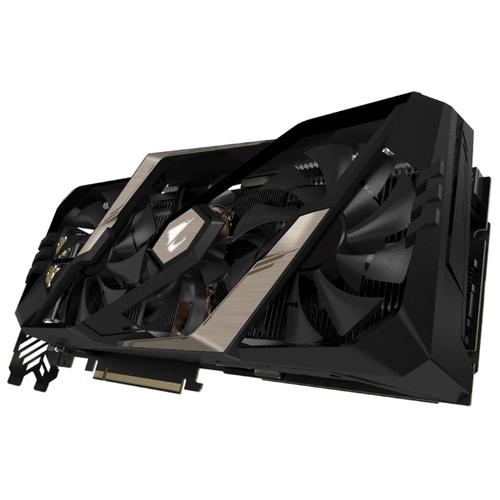 Видеокарта GIGABYTE GeForce RTX 2070 1770MHz PCI-E 3.0 8192MB 14000MHz 256 bit 3xHDMI 3xDisplayPort HDCP AORUS