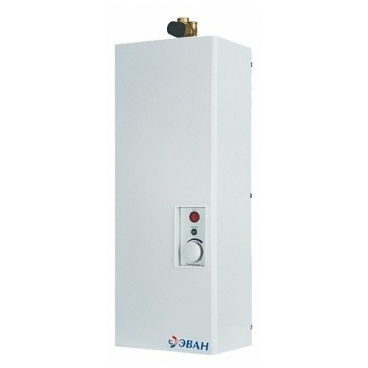 Проточный электрический водонагреватель ЭВАН В1-21