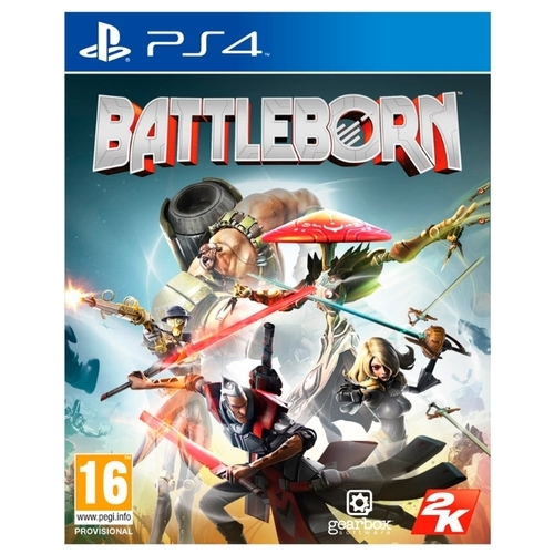 Battleborn