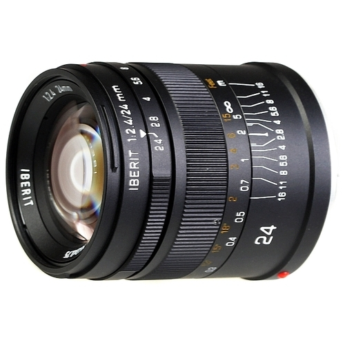 Объектив IBERIT 24mm f/2.4 Sony E