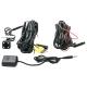 Видеорегистратор AVEL AVS400DVR (#104) для BMW, 2 камеры, GPS