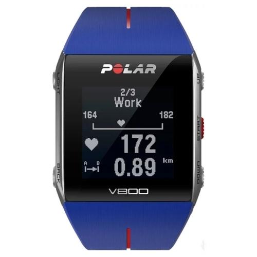 Часы Polar V800 с датчиком H7