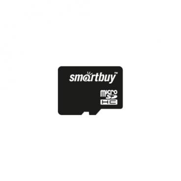 Карта памяти SmartBuy microSDHC Class 6 + SD adapter