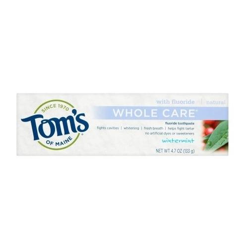 Зубная паста Tom's of Maine Whole Care Зимняя мята