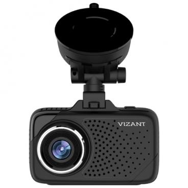 Видеорегистратор с радар-детектором Vizant 740 Signature, GPS