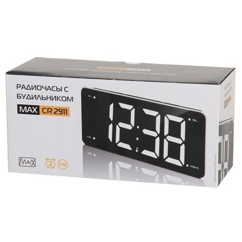 Радиобудильник Max CR-2911