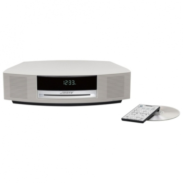 Музыкальный центр Bose Wave Music System III DAB Platinum White