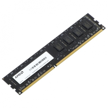 Оперативная память 4 ГБ 1 шт. AMD R534G1601U1S-UO