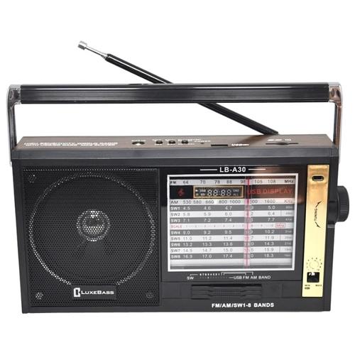 Радиоприемник LuxeBass LB-A30