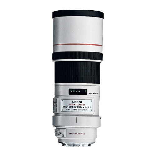 Объектив Canon EF 300mm f/4L IS USM