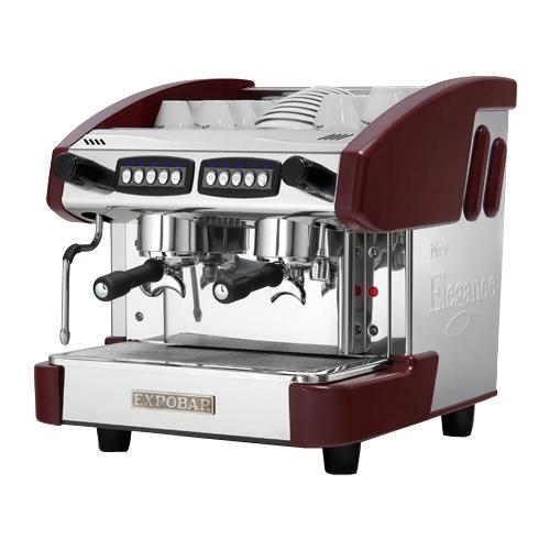 Кофеварка рожковая Expobar NEW ELEGANCE MINI CONTROL 2GR