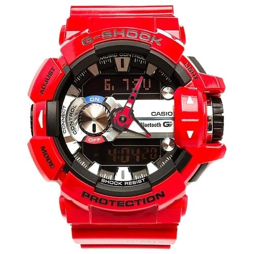 Часы CASIO G-SHOCK GBA-400-4A
