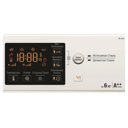 Стиральная машина Hotpoint-Ariston RST 6229 S