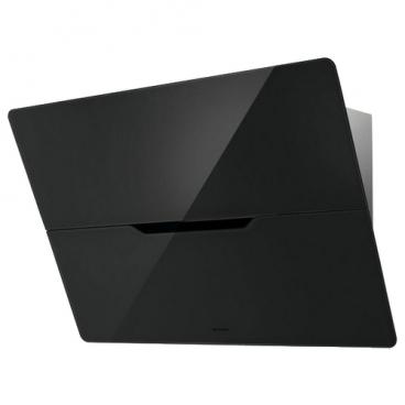 Каминная вытяжка Faber JOLIE BLACK GLASS A80