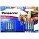 Батарейка Panasonic Evolta AAA/LR03