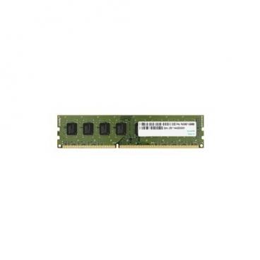 Оперативная память 4 ГБ 1 шт. Apacer DDR3 1600 DIMM 4Gb CL9
