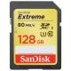 Карта памяти SanDisk Extreme SDXC UHS Class 3 80MB/s