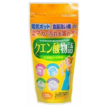 Средство чистящее для кухни с лимонной кислотой KinoYo Kiyou Jochugiku