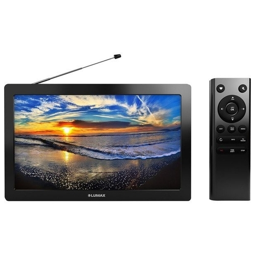 Автомобильный телевизор LUMAX DVTV5000