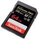 Карта памяти SanDisk Extreme Pro SDXC UHS Class 3 V30 170MB/s 64GB