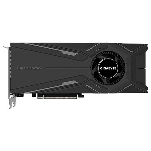 Видеокарта GIGABYTE GeForce RTX 2080 Ti 1620MHz PCI-E 3.0 11264MB 14000MHz 352 bit HDMI HDCP TURBO OC