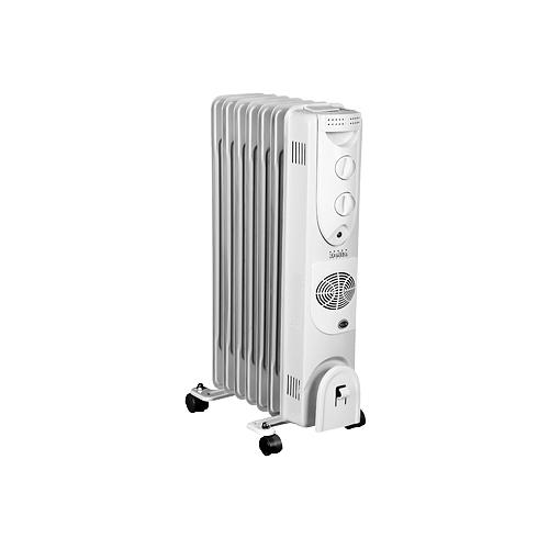 Масляный радиатор DELTA D46F-7