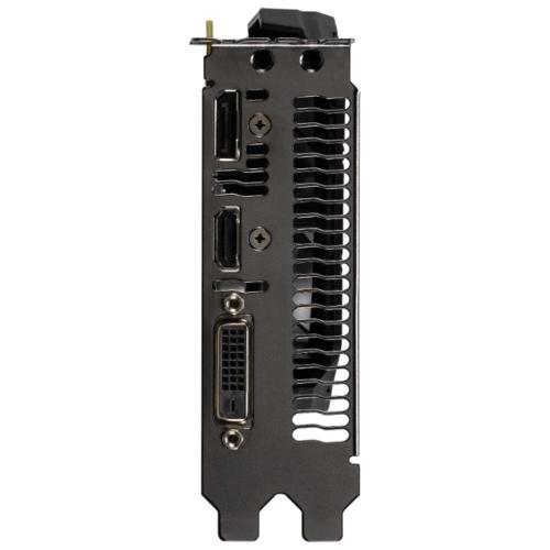 Видеокарта ASUS DUAL GeForce GTX 1650 1485MHz PCI-E 3.0 4096MB 8002MHz 128 bit DVI DisplayPort HDMI HDCP OC