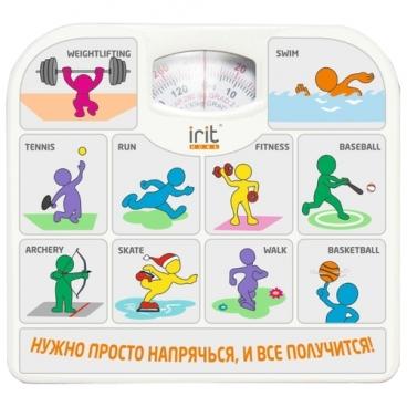 Весы irit IR-7312