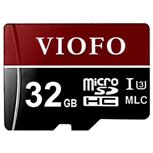 Карта памяти VIOFO Professional High Endurance microSDHC UHS-3 32GB + SD adapter