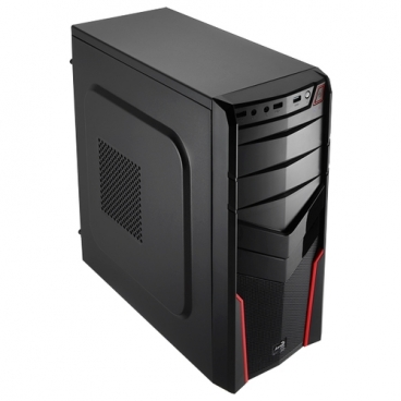 Компьютерный корпус AeroCool V2X Red Edition Red