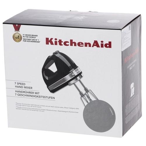 Миксер KitchenAid 5KHM7210E