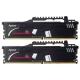 Оперативная память 16 ГБ 2 шт. Apacer Commando DDR4 2400 DIMM 32Gb Kit (16GBx2)